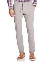 Faconnable Stretch Corduroy Pants Dove