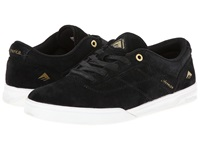 Emerica The Herman G6 Black White Gold Men's Skate Shoes Multi