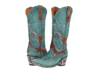 Old Gringo Bell Oryx Blue Cowboy Boots