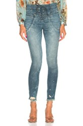 Icons Valhalla Skinny In Blue