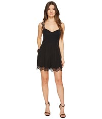 Zac Posen Pearl Romper Black Women's Jumpsuit And Rompers One Piece