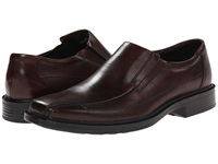 Bostonian Capi Brown Leather Men's Slip On Dress Shoes