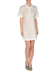 Twin Set Simona Barbieri Cover Ups Ivory