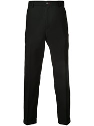 Guild Prime Classic Trousers Polyester Rayon Black