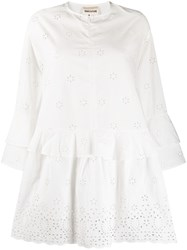 Semicouture Broderie Anglaise Shift Dress 60