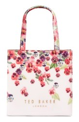 Ted Baker London Small Icon Scatter Pansy Tote