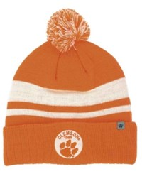 Top Of The World Clemson Tigers Agility Knit Hat Orange