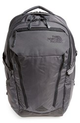 The North Face Men's Surge Transit Backpack Grey Graphite Grey Black