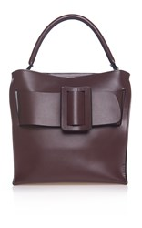 Boyy Devon Bag Burgundy