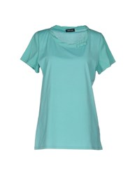 Anne Claire Anneclaire T Shirts Light Green