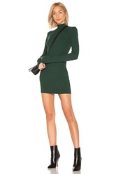 Cotton Citizen Ibiza Mini Dress Green