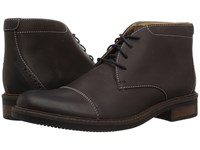 Bostonian Maxton Mid Dark Brown Leather Shoes