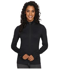 Lole Essential Up Cardigan Black Women's Workout