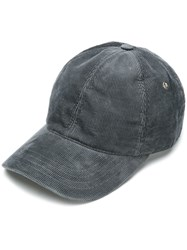 Ami Alexandre Mattiussi Patch Cap Grey