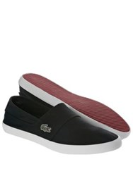Lacoste Maurice Slip On Sneakers Red