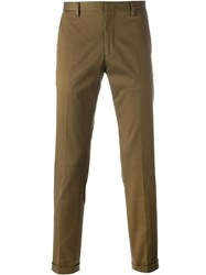 Paul Smith Classic Chinos Green