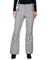 Roxy Casual Pants Light Grey