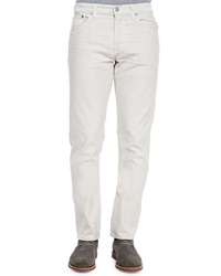 Citizens Of Humanity Core Slim Straight Stone Wall Jeans Light Gray