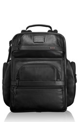Men's Tumi 'Alpha 2' T Pass Leather Brief Pack