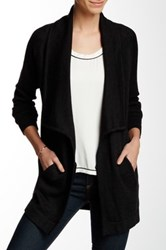 Tart Bain Wool Cardigan Black