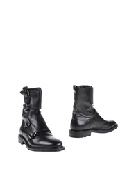 Fratelli Rossetti Ankle Boots Black