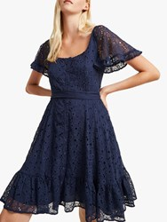 French Connection Circeela Dress Indigo