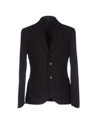 Takeshy Kurosawa Blazers Dark Blue