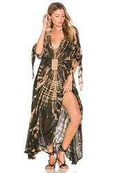 Blue Life St. Barts Caftan Brown