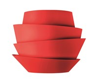 Foscarini Le Soleil Wall Light Red White Green Red