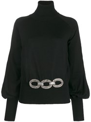 Antonio Berardi Embellished Balloon Sleeve Jumper 60