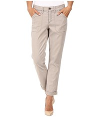 Nydj Reese Relaxed Jeans In Colored Chino Silver Elm Women's Jeans Beige