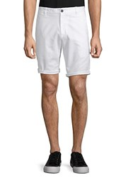 Civil Society Casual Walk Shorts White