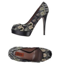Missoni Footwear Courts Women