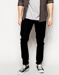Pepe Jeans Exclusive To Asos Hatch Skinny Fit Black Stretch