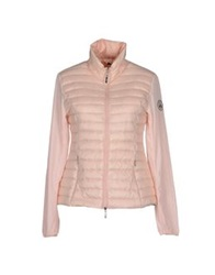 J.O.T.T Just Over The Top Down Jackets Light Pink