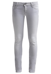 Teddy Smith Slim Fit Jeans Gris Clair Light Grey