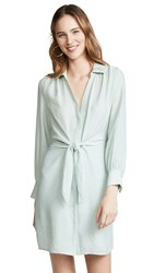 Brochu Walker Madsen Shirtdress Pale Julep