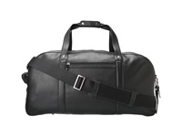 Bosca Tribeca Weekend Duffel Black Duffel Bags