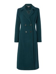 Therapy Madi Maxi Coat Green