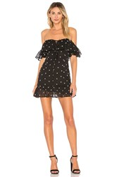 Ale By Alessandra X Revolve Lola Mini Dress Black
