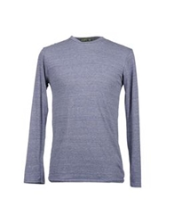 Alternative Earth Crewneck Sweaters Grey