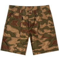 Neighborhood Military Baker Short Green