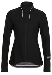 Gore Running Wear Soft Shell Jacket Black