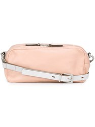 Ally Capellino 'Amy' Crossbody Bag Pink And Purple