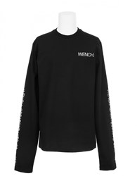 Hood By Air T Shirt Wench Greatest Black