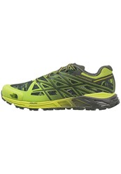 The North Face Ultra Endurance Trail Running Shoes Lime Green Climbing Ivy Green Fade
