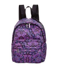 Le Sport Sac Lesportsac Piccadilly Backpack Medallion