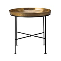 Day Birger Et Mikkelsen Hammered Coffee Table Gold