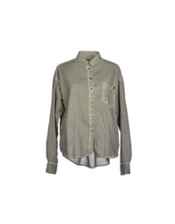 Meltin Pot Shirts Military Green