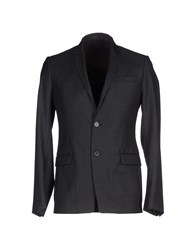 Bill Tornade Billtornade Suits And Jackets Blazers Men Black